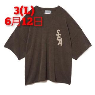 シー(SEA)のNESTWELL X WDS SPINOSA (S/S CUT-SEWN)(Tシャツ/カットソー(半袖/袖なし))
