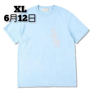 シー(SEA)のS_E_A (S-DYE) T-SHIRT(Tシャツ/カットソー(半袖/袖なし))