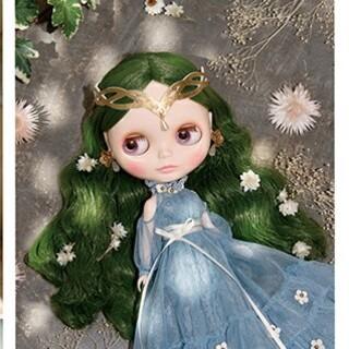 タカラトミー(Takara Tomy)の♡kao ka様専用出品♡ネオブライス頭皮パーツ「レディ・パナシア」(人形)