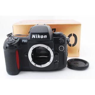 Nikon ニコン F100 ボディ 元箱付き