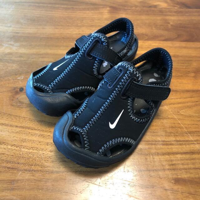 NIKE(ナイキ)のNIKE キッズサンダル 14cm キッズ/ベビー/マタニティのベビー靴/シューズ(~14cm)(サンダル)の商品写真