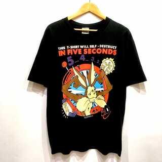 美品 ビンテージ 1992年 ワーナー コヨーテ Tシャツ バックプリント(Tシャツ/カットソー(半袖/袖なし))