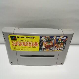スーパーファミコン(スーパーファミコン)のスーパーファミコン スーパーパチンコ大戦(家庭用ゲームソフト)