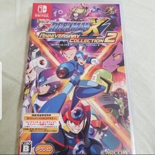 ニンテンドースイッチ(Nintendo Switch)のロックマンX アニバーサリー コレクション2 Switch(家庭用ゲームソフト)