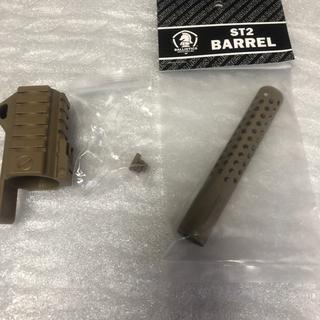 UNIFLAME - H&O ST2 grip スティックターボⅱ 2グリップ バレルロックフィールド