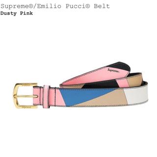 シュプリーム(Supreme)の新品送料込Supreme®/Emilio Pucci® Belt S/M ベルト(ベルト)