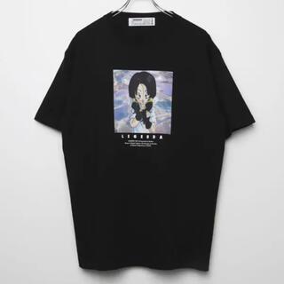 新品 ドラゴンボール×LEGENDA ビーデル Mサイズ c-528g(Tシャツ/カットソー(半袖/袖なし))