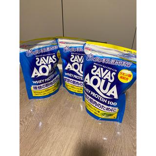 ザバス(SAVAS)のザバス アクアホエイプロテイン100 グレープフルーツ風味(プロテイン)