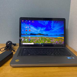 ヒューレットパッカード(HP)の(美品)HPノートパソコンi5(ノートPC)