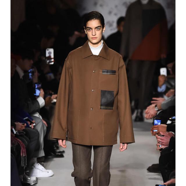 Jil Sander(ジルサンダー)のoamc オーバーサイズジャケット メンズのジャケット/アウター(ブルゾン)の商品写真