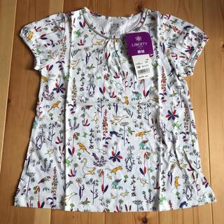 UNIQLO - リバティ×ユニクロ コラボTシャツ 130cm