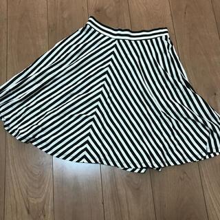 ユニクロ(UNIQLO)のユニクロ フレアスカート (ひざ丈スカート)