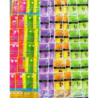 バブルバス(泡風呂)60個 入浴剤 景品 販促 プレゼント 大量送料無料まとめて(入浴剤/バスソルト)