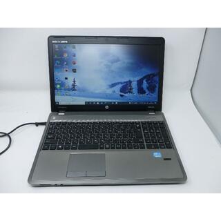 ヒューレットパッカード(HP)の★HP ノートパソコン 4540s Corei3 Office2019(ノートPC)