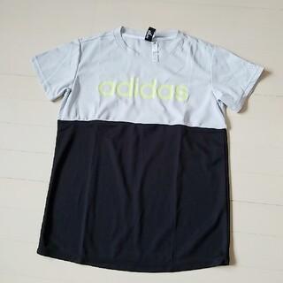adidas - adidas アディダス レディース Tシャツ Lサイズ (新品、未使用)