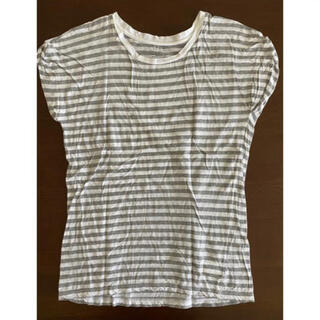 TOMORROWLAND - MACPHEE  半袖 Tシャツ ボーダー Tシャツ