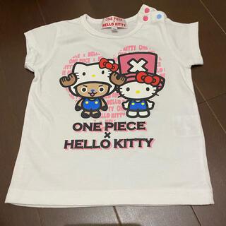 サンリオ(サンリオ)のキティー ONE PIECE コラボ Tシャツ(Tシャツ/カットソー)