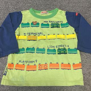 ミキハウス(mikihouse)のミキハウス ロンT Tシャツ 80(Tシャツ)
