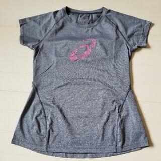 アシックス(asics)のアシックス ASICS レディース Tシャツ (Mサイズ)(Tシャツ(半袖/袖なし))