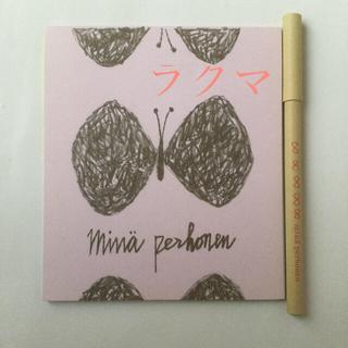 mina perhonen - ミナペルホネン 付箋 ペン