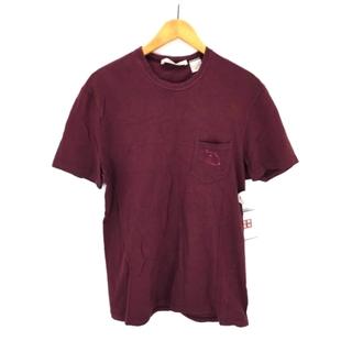 マークジェイコブス(MARC JACOBS)のMARC JACOBS(マークジェイコブス) イタリア製 ポケットTシャツ(Tシャツ/カットソー(半袖/袖なし))