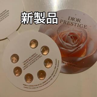 Christian Dior - 新製品ディオール ディオールプレステージ美容液