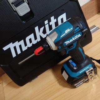 マキタ(Makita)のマキタ 18V 新品 インパクトドライバー TD172DRGX(工具/メンテナンス)