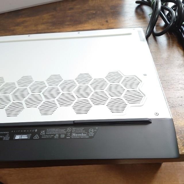 DELL(デル)のAlienware M15 R4 RTX3070 FHD 300hz スマホ/家電/カメラのPC/タブレット(ノートPC)の商品写真