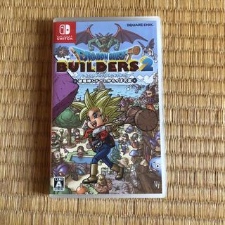 Nintendo Switch - ドラゴンクエストビルダーズ2 破壊神シドーとからっぽの島