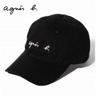 アニエスベー(agnes b.)の新品未使用 【アニエスベー agnes b.】帽子 キャップ(キャップ)