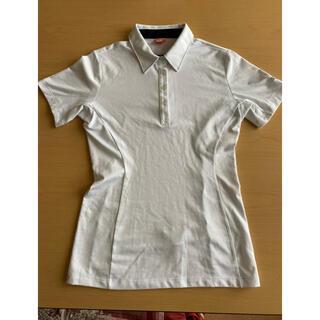 プーマ(PUMA)のプーマ ゴルフレディースポロシャツ Mサイズ PUMA(ウエア)