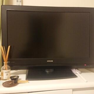 ヒタチ(日立)の専用  HITACHI 32型テレビ(テレビ)