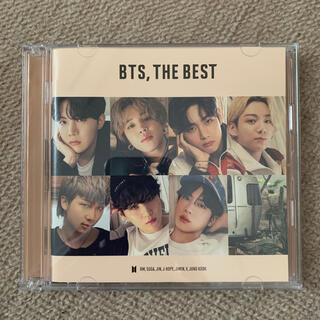 防弾少年団(BTS) - BTS 防弾少年団 THE BEST 公式 CD アルバム 帯付き セブンネット