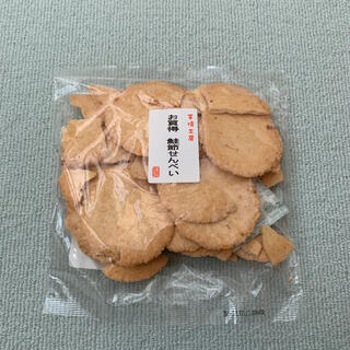 鰹節われせん 値下げ❗️(菓子/デザート)