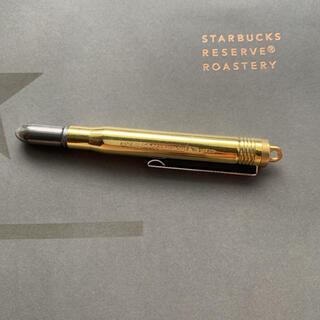 スターバックスコーヒー(Starbucks Coffee)のスターバックス リザーブロースタリー東京 トラベラーズノート ブラスボールペン(ペン/マーカー)