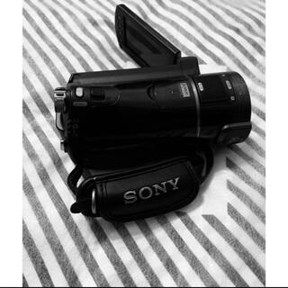 SONY - 美品 ソニー ブラック ハンディカム デジタル HB ビデオ カメラ レコーダー