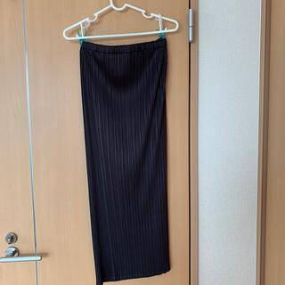 PLEATS PLEASE ISSEY MIYAKE - プリーツプリーズ ロングスカート