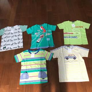 kladskap - クレードスコープ120半袖Tシャツ新品5枚