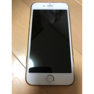 アップル(Apple)のiPhone 6 Gold 64 GB docomo(スマートフォン本体)