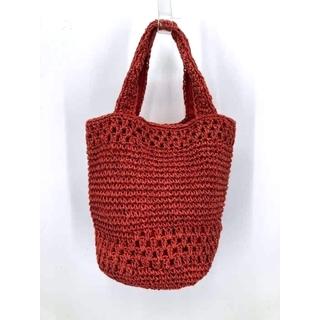 Mila Owen - Mila Owen(ミラオーウェン) 編み込み カゴバッグ レディース バッグ