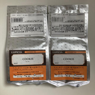 ルピシア(LUPICIA)の【新品】ルピシア 紅茶 クッキー リーフティー50g 2セット(茶)