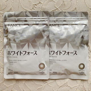 FANCL - ファンケル ♡ サプリメント 美白 ホワイトニング 60日分 送料込み