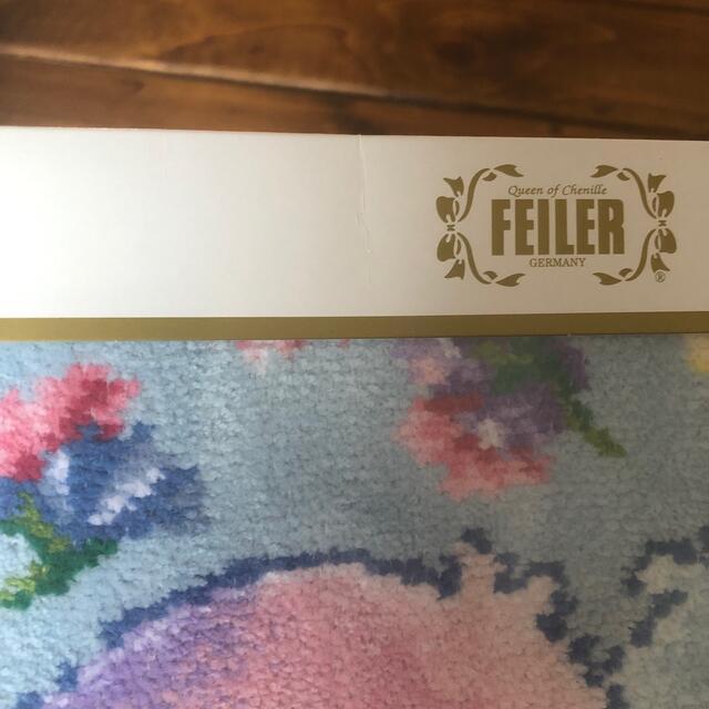FEILER(フェイラー)のFEILER フェイラー キキララ サンリオ コラボ レディースのファッション小物(ハンカチ)の商品写真