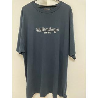 Balenciaga - バレンシアガ 1917  Tシャツ 半袖 19SS