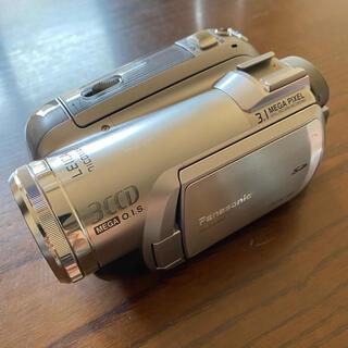 パナソニック(Panasonic)の【ジャンク品】Panasonic LEICA NV-GS300 (ビデオカメラ)
