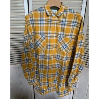 フィアオブゴッド(FEAR OF GOD)のfear of god フランネルシャツ flannel チェックシャツ(シャツ)