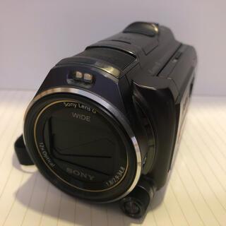 SONY - 美品   SONY ハンディカム HDR-PJ630V   ボルドーブラウン