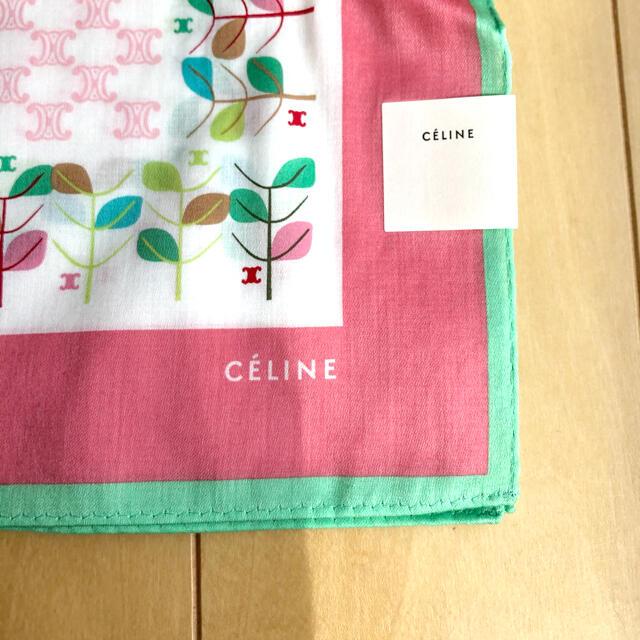 celine(セリーヌ)のセリーヌ ハンカチ レディースのファッション小物(ハンカチ)の商品写真