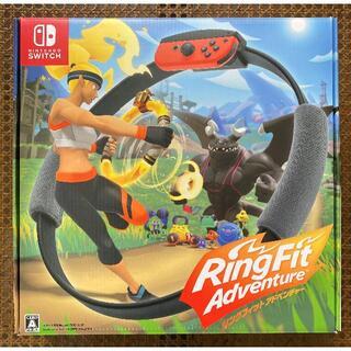 Nintendo Switch -  【送料込/未使用/ソフトなし】Switch リングフィット アドベンチャー