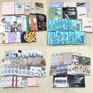 セブンティーン(SEVENTEEN)のSEVENTEEN まとめ売り(K-POP/アジア)